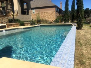 Formal Pools #004 by Pond Springs Custom Pools