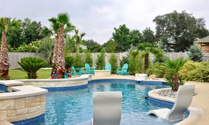 Formal Pools #006 by Pond Springs Custom Pools