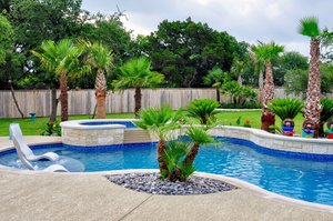 Formal Pools #007 by Pond Springs Custom Pools