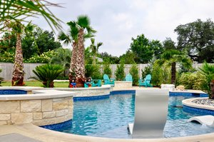 Formal Pools #009 by Pond Springs Custom Pools